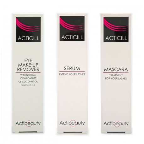 Eye Make-Up Remover, Serum,Mascara